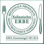 Kulinarisches Erbe: AMA Gastro Siegel